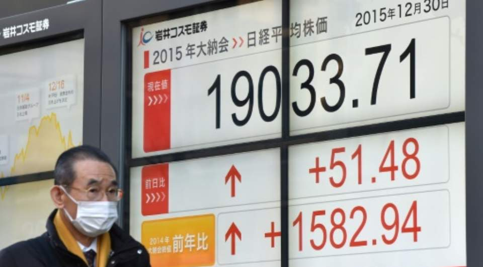 Asian Market Rally Fizzles On Oil Price Retreat