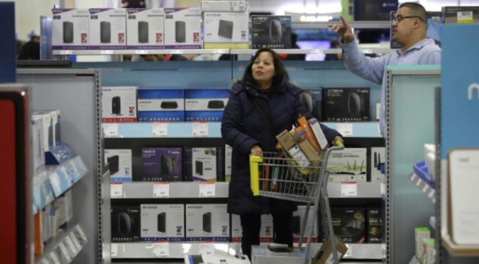 China Economy Weighs On Consumer Tech Spending