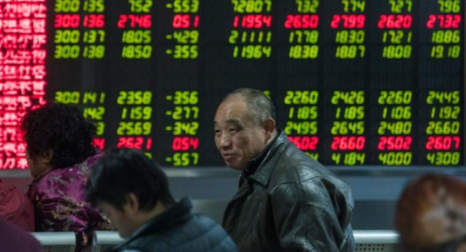 Chinese Market Suspended Again