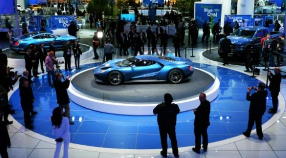 Obama To Visit Detroit Auto Show