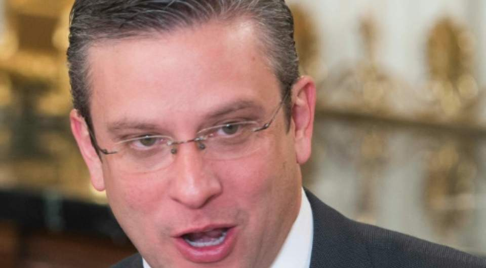 Puerto Rico Governor On Default 'We Ran Out Of Cash'