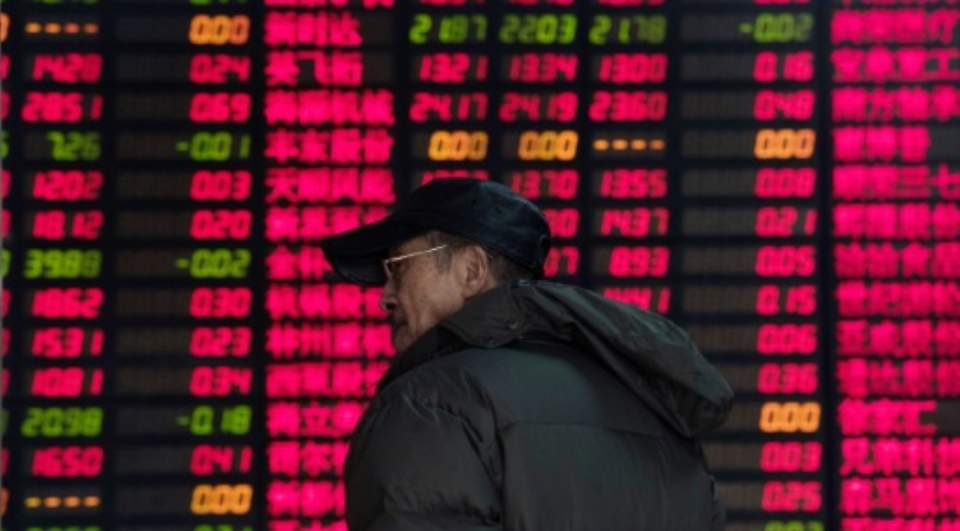 Shanghai Stocks Open Down Extending Slump