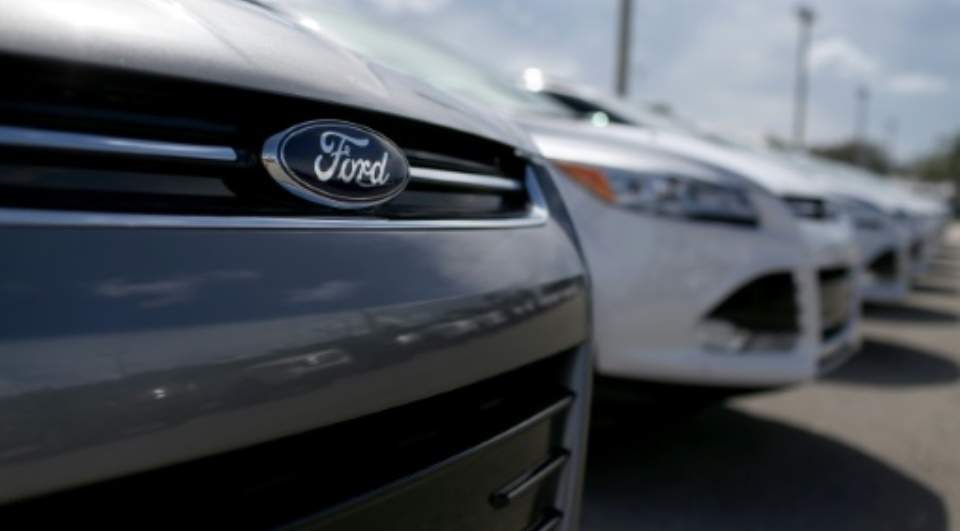 US Auto Sales Score New High In 2015