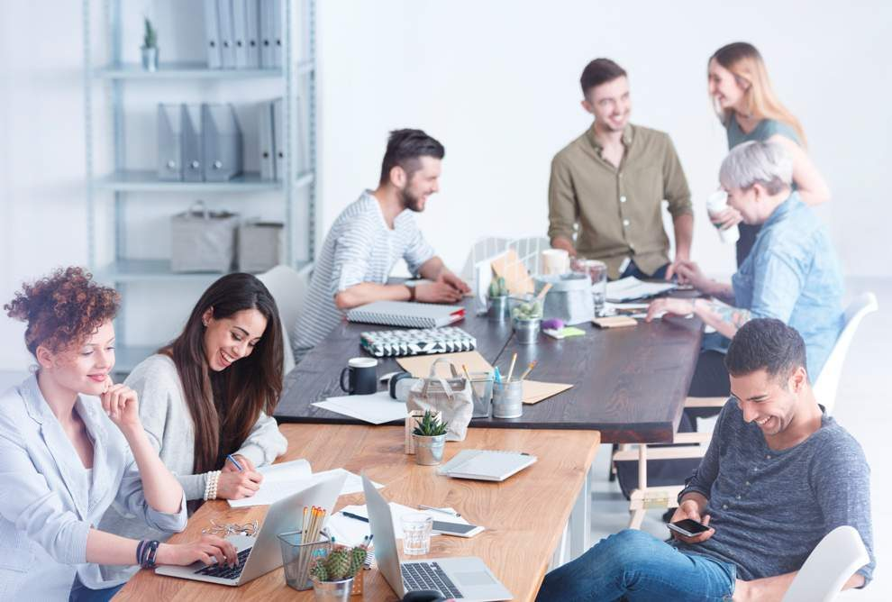Ways to Keep Your Employees Contented and Happy